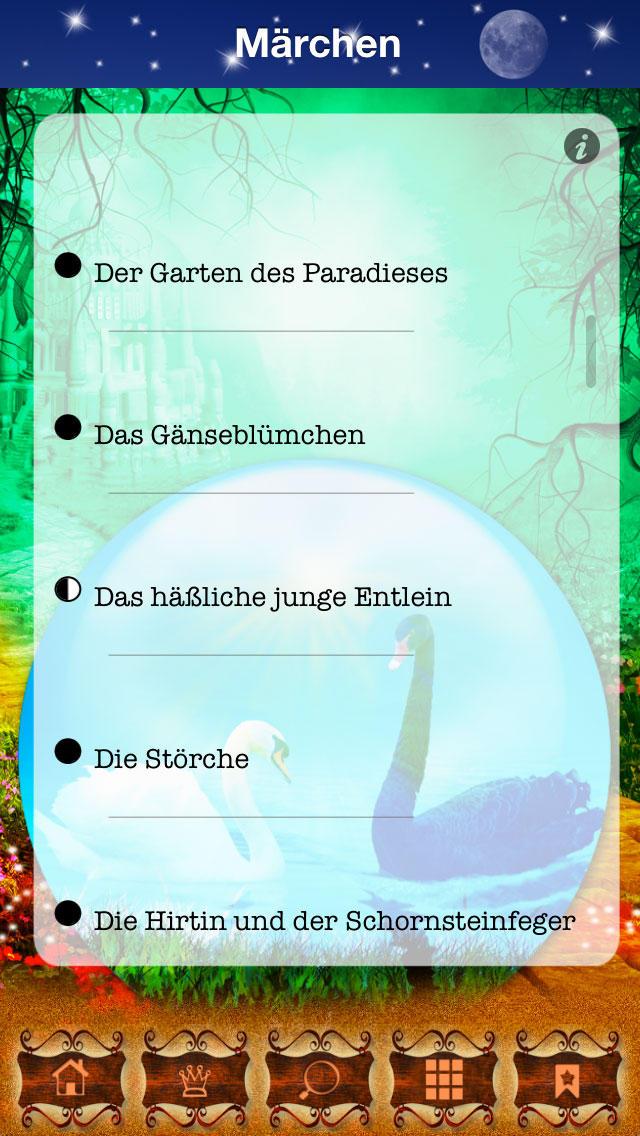 Andersens Märchen - von Hans Christian Andersen screenshot 5