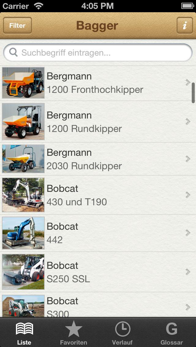1000 Bagger aus aller Welt screenshot 1