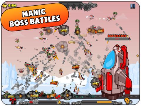 Kamikaze Pigs screenshot 7