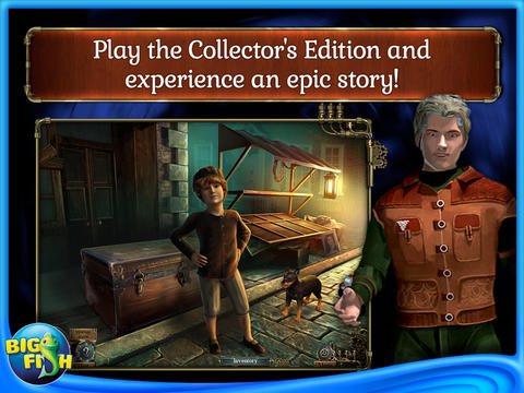 Time Mysteries: The Final Enigma HD - A Hidden Object Adventure screenshot 3