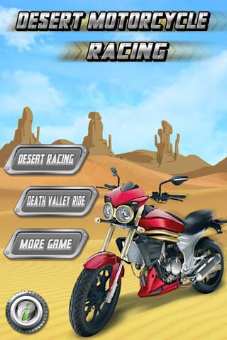 Desert Motor Bike FREE - Motorcycle Racing in Deat - náhled