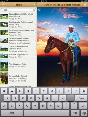 1000 Pferde aus aller Welt screenshot 10