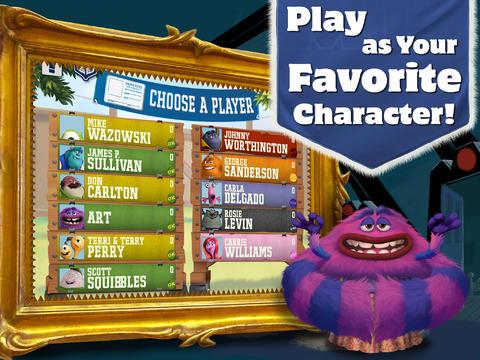 Monsters University Storybook Deluxe screenshot 7