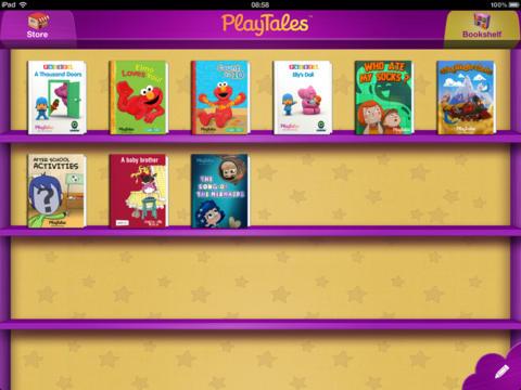 PlayTales! - Kids' Books screenshot #3
