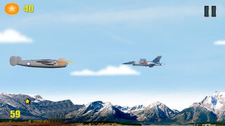 Air Combat Rivals In War HD - Full Version screenshot 5