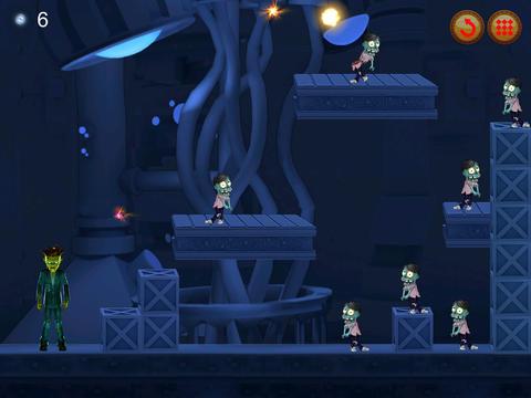 Angry Aliens ! screenshot 7