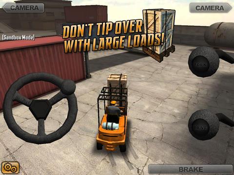 Extreme Forklifting screenshot #4