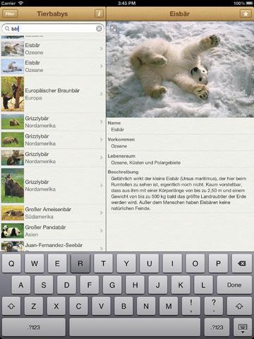 1000 Tierbabys aus aller Welt screenshot 10
