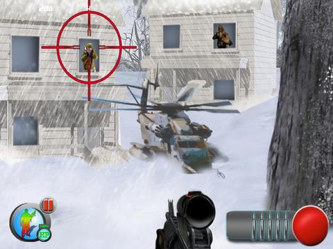 Arctic Assault (17+) : Sniper vs Sniper screenshot 6