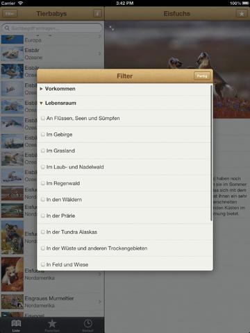 1000 Tierbabys aus aller Welt screenshot 8