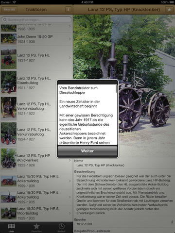 1000 Traktoren aus aller Welt screenshot 7