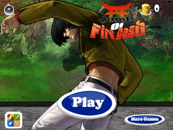 A Jump Of Fire Dash Pro - Amazing Jumps screenshot 6
