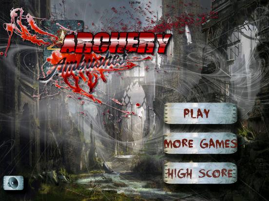 Archery Ambushes - Best Arrow Tournament Game screenshot 6