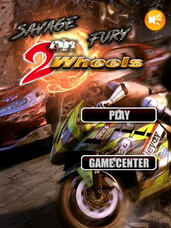 Savage Fury On Two Wheels - Amazing Extreme Speed screenshot 6