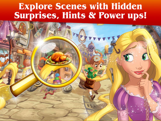 Disney Find 'n Seek screenshot 8