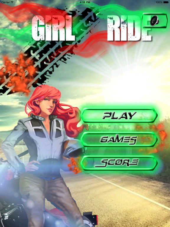 A Girl Ride PRO - Extreme Speed Adrenaline screenshot 6