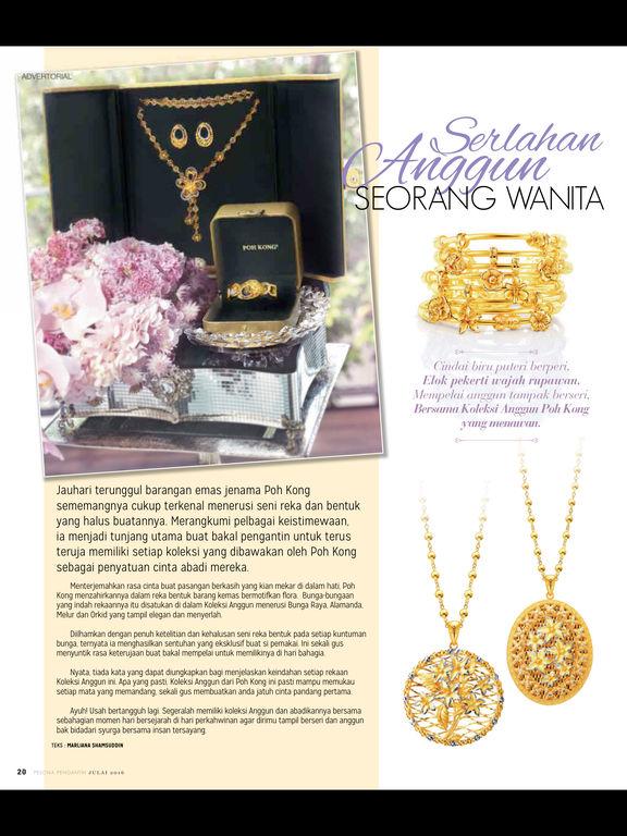 Pesona Pengantin Magazine screenshot 7