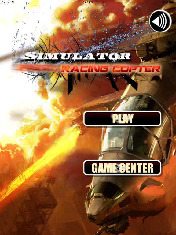 A Simulator Racing Copter - Helicopter Sim Game screenshot 6