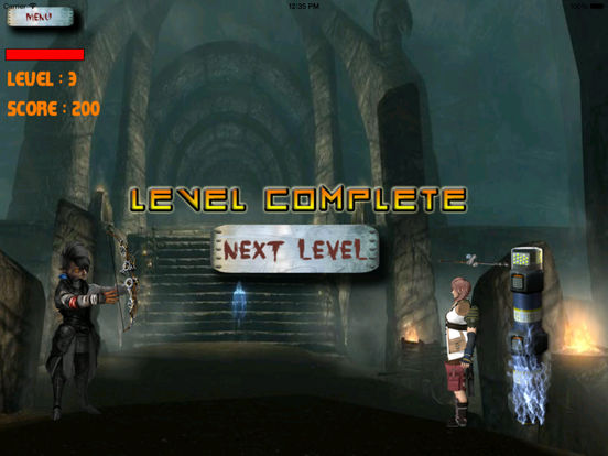 Bright Arrow Vs Dark Arrow - Long Arrows Games screenshot 10