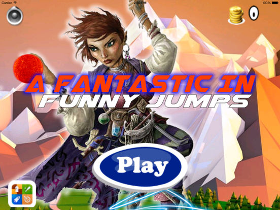 A Fantastic In Funny Jumps PRO - Girl Jumping Game screenshot 6