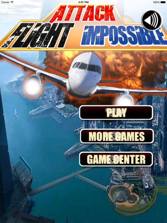 Attack Flight Impossible - Amazing Simulator Game screenshot 6