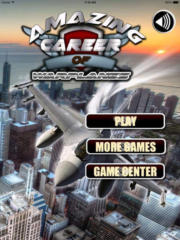 Amazing Career Of Warplanes - Extreme Drive screenshot 6