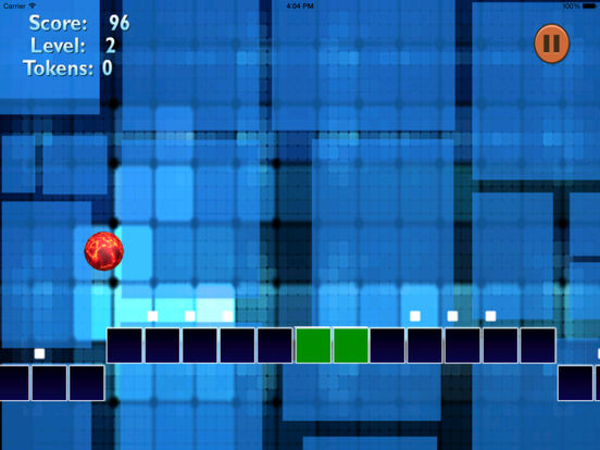 Crazy Ball Shredder - Awesome Geometry Adventure screenshot 7