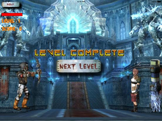 Archer Kingdom Of Ice Pro - The Best Archery Game screenshot 7