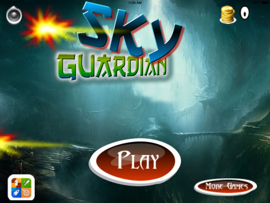 A Sky Guardian - A Flick Flying screenshot 7
