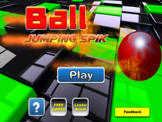 Ball Jumping Spik screenshot 6