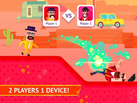 Bowmasters - Multiplayer Game screenshot 9