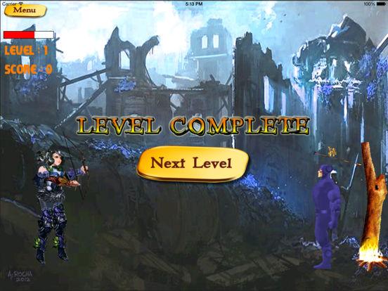 A Warrior Archer Revenge - Struggle To Survive screenshot 9