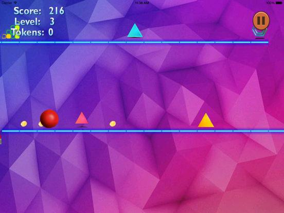 A Smart Ball PRO - A Crazy Geometry Adventure screenshot 7