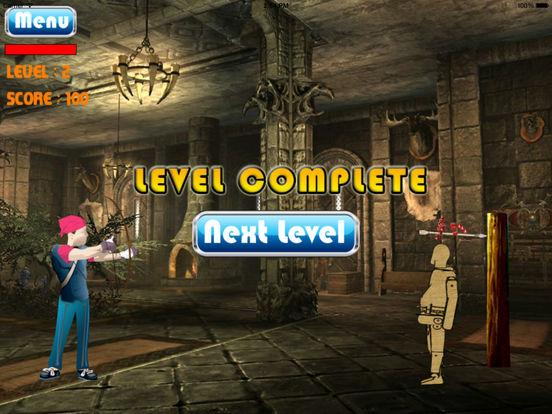Archer Warrior In Jupiter - Big Game Magic Arrow screenshot 10