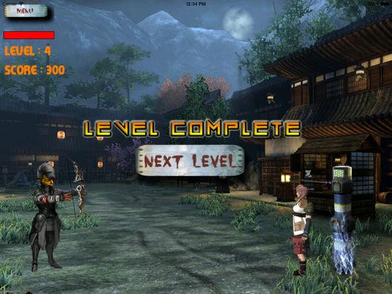 A Samurai Archer Dragon - Best Archer Game screenshot 8