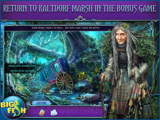 Myths of the World: The Whispering Marsh - A Mystery Hidden Object Game screenshot 9