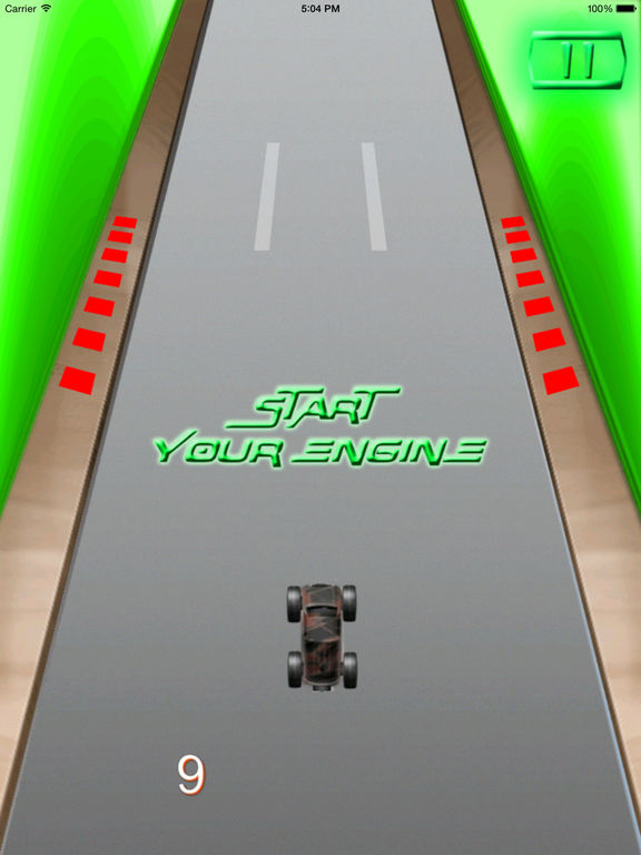 A Monster Racing Legend PRO - Real Racing Game screenshot 10