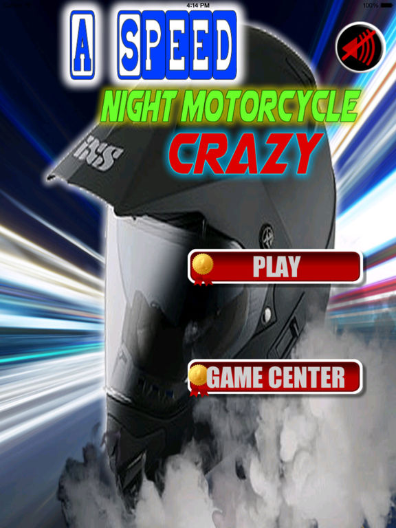 A Speed Night Motorcycle Crazy - Game Crazy Motorcycle screenshot 6