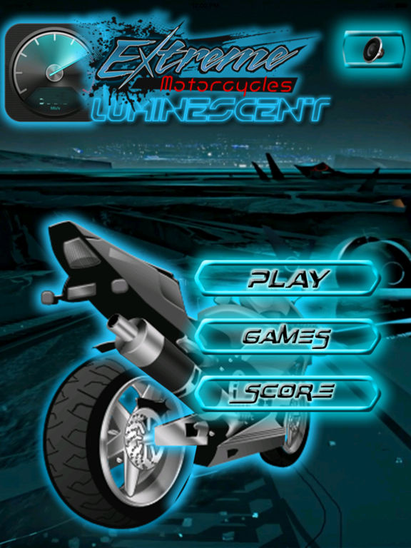 Extreme Motorcycles Luminescent Pro - Adventure screenshot 6