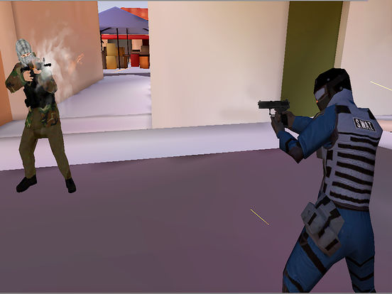SWAT Shoot out Crime City screenshot 7