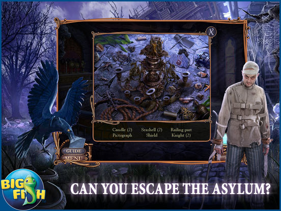 Mystery Case Files: Ravenhearst Unlocked - A Hidden Object Adventure screenshot 7