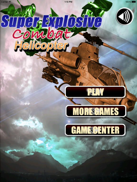 Super Explosive Combat Helicopter Pro - Flying High And Avoid blow screenshot 6