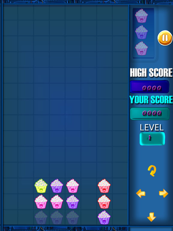 Cupcake Explosive Flavors - Play Of Colors And Flavors screenshot 9