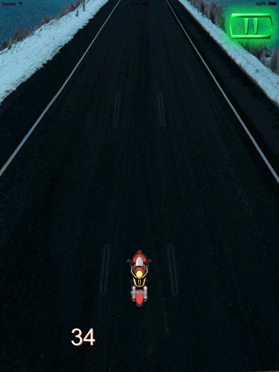 A Dangerous Motorcycle Racing PRO - furiously game screenshot 7