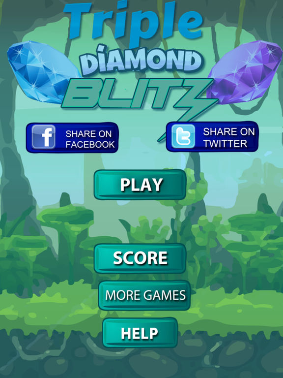 Triple Diamond Blitz PRO - Match 3 Puzzle screenshot 6