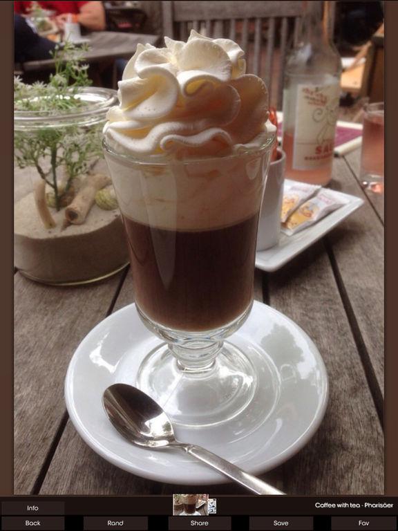 List of Coffee Drinks screenshot 7