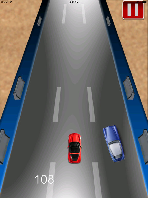 Adrenaline Vector Car Rush Pro - Adventure Race screenshot 10