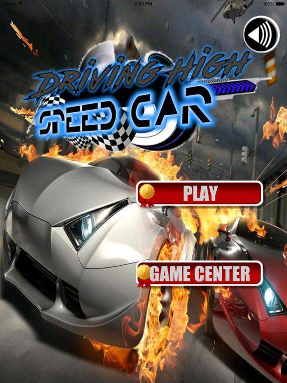 Driving High Speed Car Pro - Game Speed Limit Simulator screenshot 6