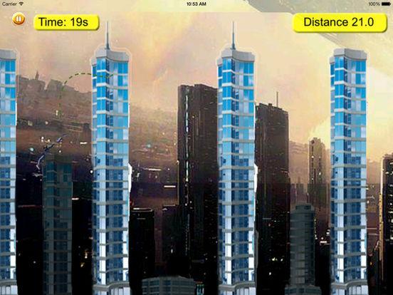 A Dusk Rope Hero PRO - A City Flying screenshot 7