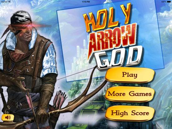 A Holy Arrow God - Archery Amazing Game screenshot 6